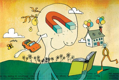 legge dell'attrazione, i 10 libri che mi hanno aiutato a comprenderla